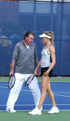JIMMY CONNORS COACHING CANADIAN
