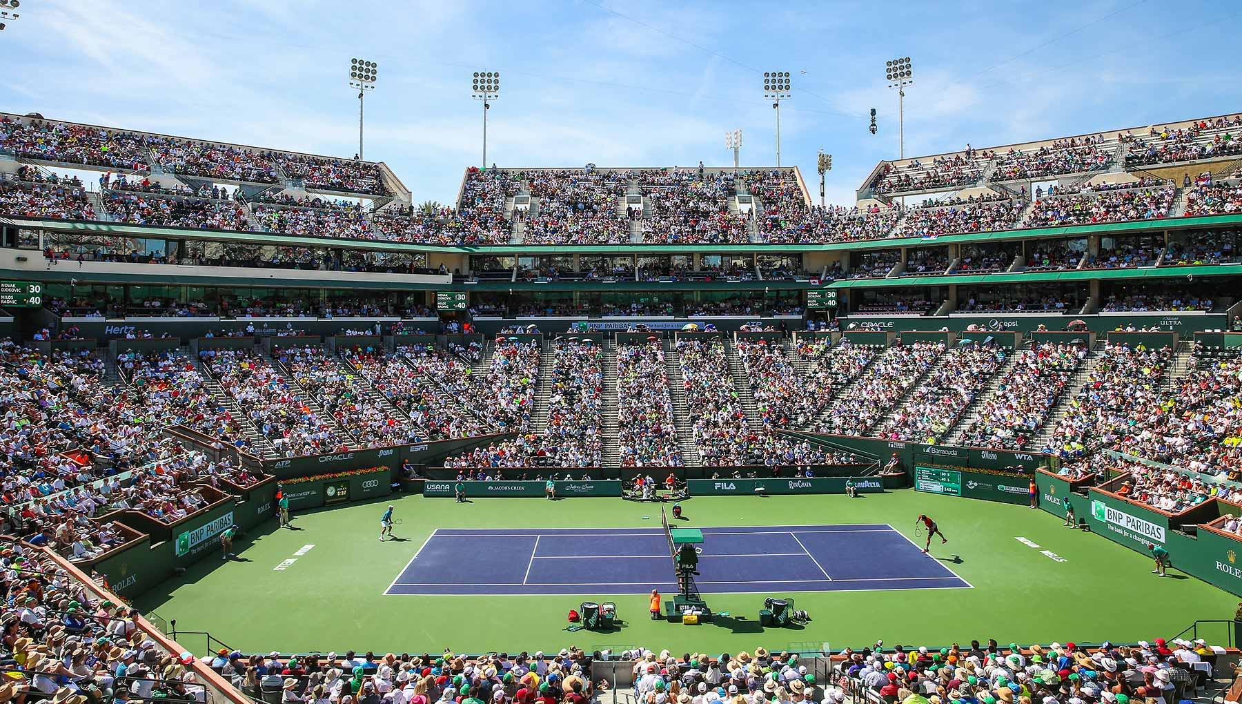 Indian Wells, Acapulco, Stuttgart and Rome receive WTA Tournament awards