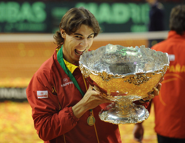 """Rafael Nadal's Absence In Davis Cup """"Bothers"""" Team Mates Admits RFET President"""