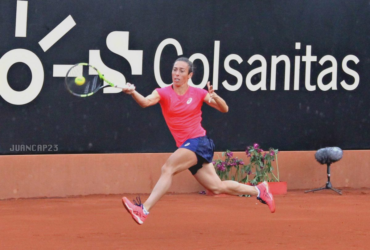 Francesca Schiavone lifts her eighth career title in Bogotà