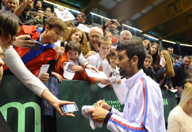 Novak Djokovic Eyes Davis Cup Captaincy