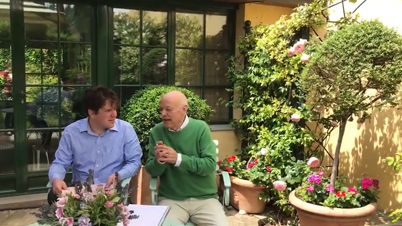 VIDEO: Ubaldo And Ben Rothenberg Preview The Rome Men's Draw