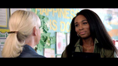 VIDEO: Venus Williams Surprises Her First Grade Teacher