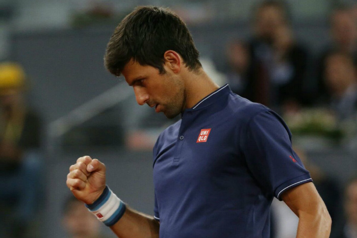 Novak Djokovic beats Roberto Bautista Agut to claim his 40th win in Rome