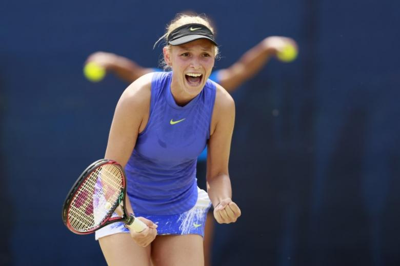 Donna Vekic Defeats Lucie Safarova In Marathon Match To ...