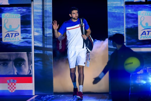 Marin Cilic Plots Grand Slam Glory Against The Big Four In 2018