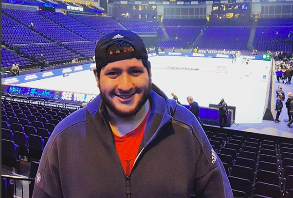 The Lucky Loser Tennis Podcast: @ProdigyRep breaks down the ATP Finals fan experience