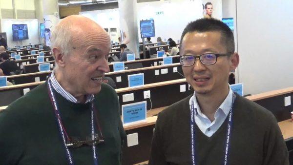 VIDEO: Ubitennis Speaks With Zhang Bendou In London