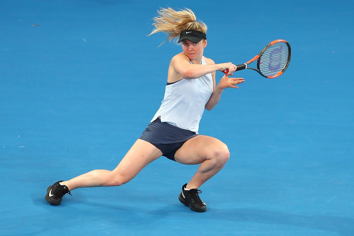 Elina Svitolina Clinches Her Th Career Title In Brisbane