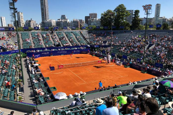 Guillermo Garcia Lopez, Thomaz Bellucci and Federico Delbonis reach the second round in Buenos Aires