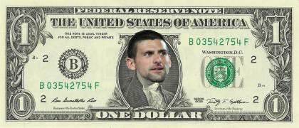 djokovic money