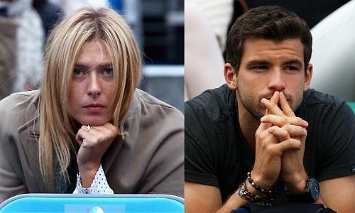 Sharapova who is now dating grigor dimitrov