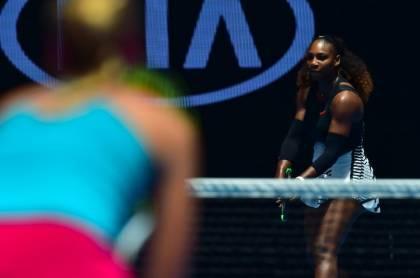 Courtesy Australian Open