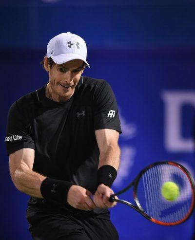 Andy Murray's (Zimbio)