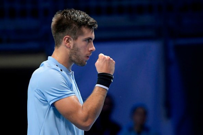Borna Coric Beats Danil Medvedev To Earn His Second Win In The Next