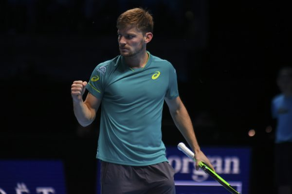 Five Facts To Celebrate David Goffin's 27th Birthday