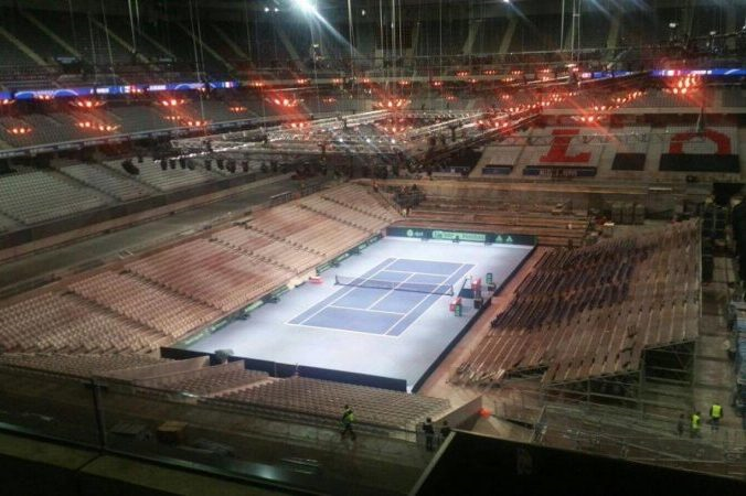 The Stade Pierre Mauroy, a popular destination for tennis ...