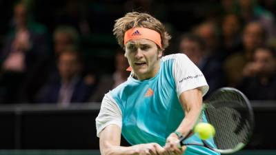 Alexander Zverev and Tomas Berdych start their Rotterdam campaign with straight-set wins