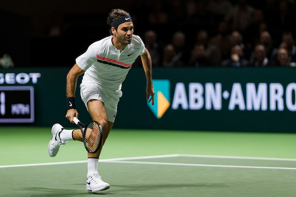 449a3bb4a Share; Tweet. Reflection and helping others were the two dominant subjects  for Roger Federer during his latest Match For Africa ...