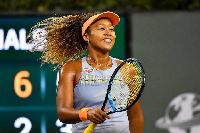 Naomi Osaka: Naomi Osaka Wins First WTA Title In Indian Wells