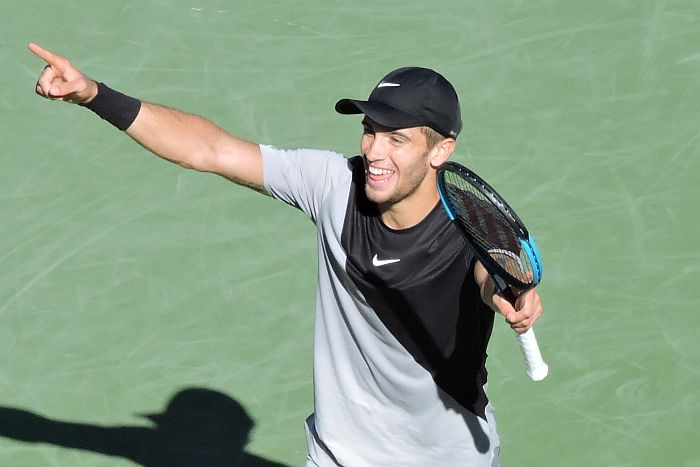 Borna Coric Beats Kevin Anderson To Advance To His First Masters