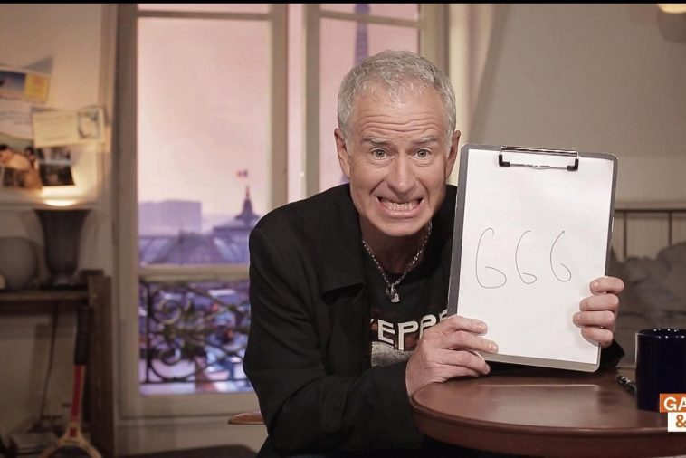 (VIDEO EXCLUSIVE) John McEnroe Speaks Out About The Future Of Tennis