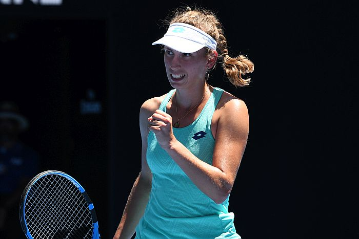 Elise Mertens lifts her third career title in Lugano
