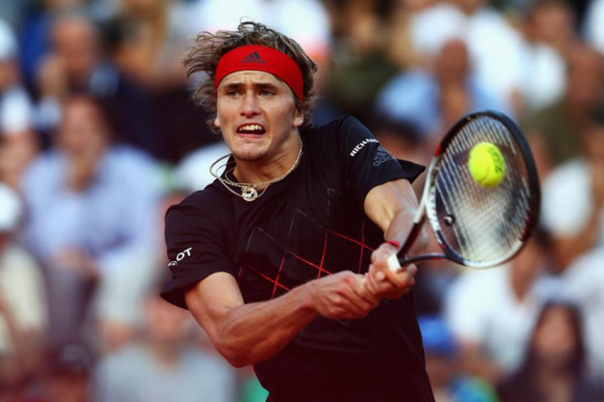 Alexander Zverev Appointed Ambassador Of Luxury Menswear Brand
