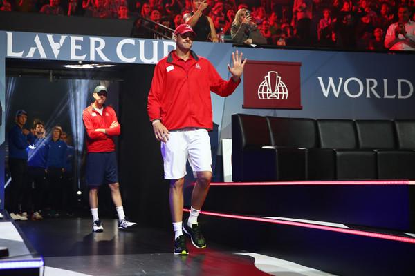 Kevin Anderson John Isner Named To Laver Cup Team Ubitennis