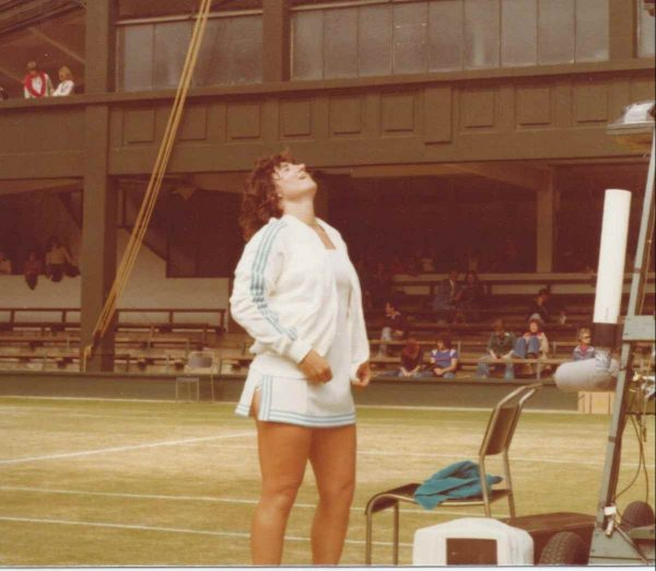 For Girls' Champion Lea Antonoplis – Memories Remain Strong After Forty-One Years
