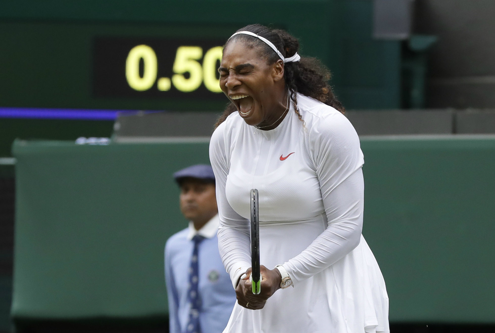 Williams-Kerber And Federer-Nadal Are The Two Most Probable Finals