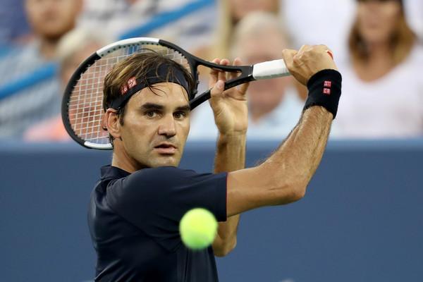 7ca5466dd36d42 Roger Federer Set To Meet Djokovic In Quarter-Finals As Nadal Begins ...