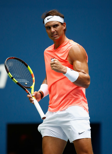 033f2d1de20ac3 (VIDEO) Day Five At The US Open  Rafael Nadal Survives Khachanov Test In US  Open Bid
