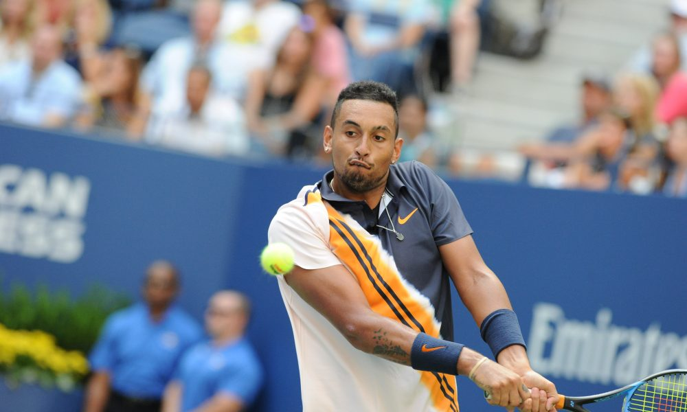 Nick Kyrgios Responds To Criticism From Nadal Following Shock Win In Acapulco Ubitennis