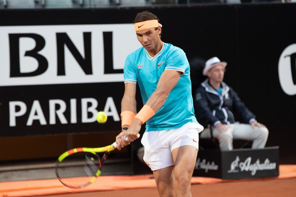 Rafael Nadal Claims His Ninth Title In Rome Ubitennis