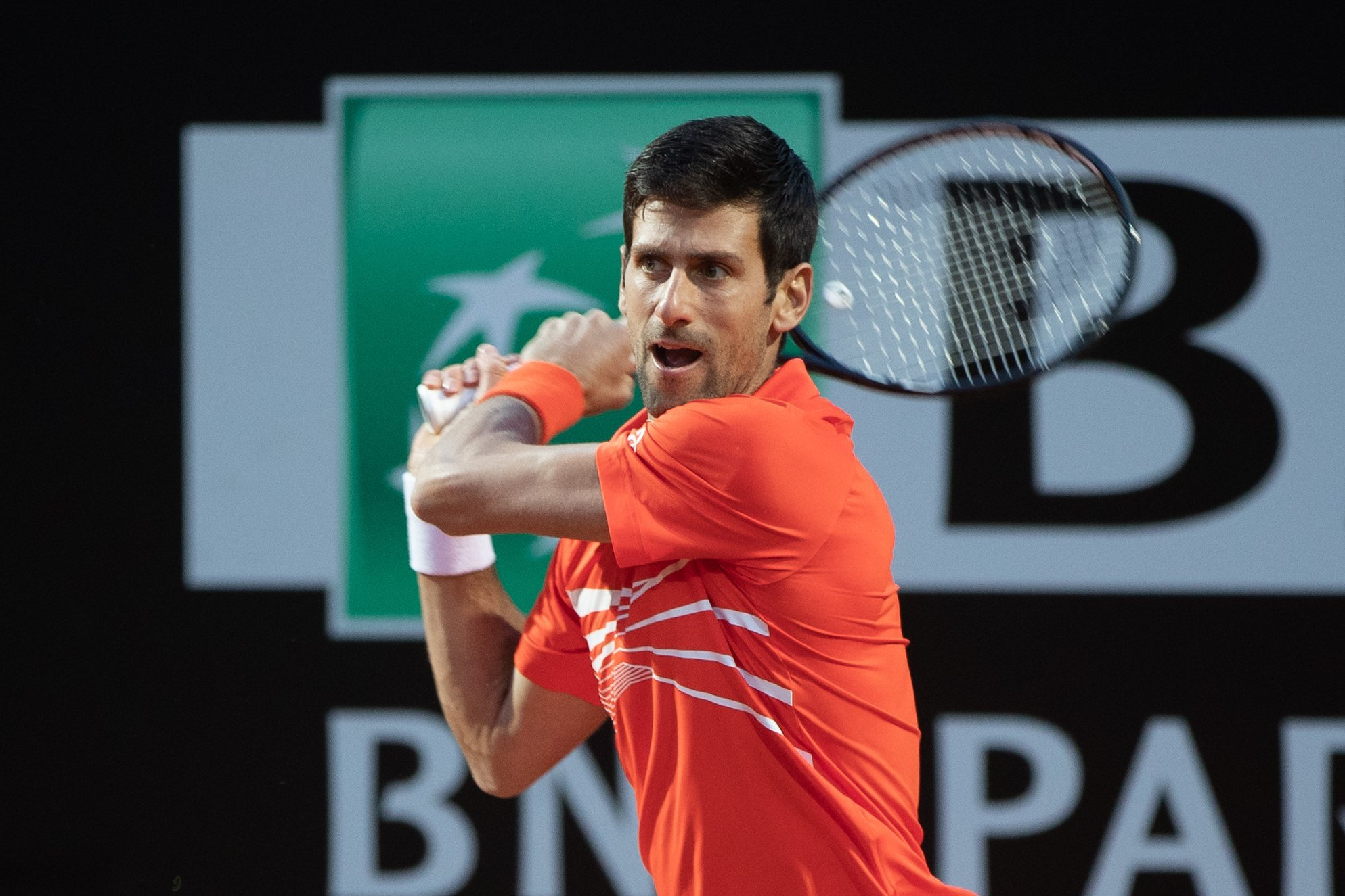Novak Djokovic Battles Past Diego Schwartzman To Set Up A Blockbuster Final Against Rafael Nadal In Rome Ubitennis