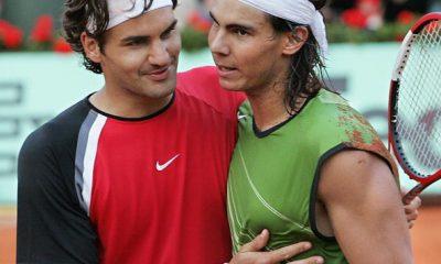Roger Federer, Rafael Nadal, French Open 2005
