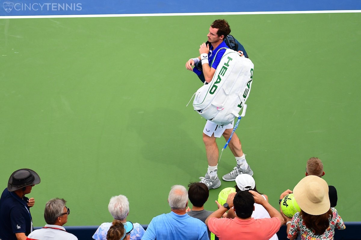 ATP Cincinnati, Andy Murray, Western and Southern Open