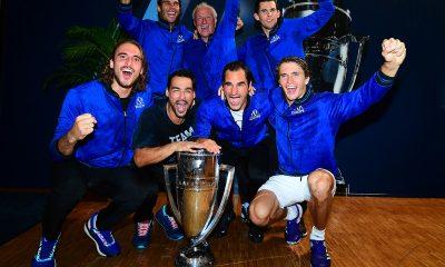 2019 Laver Cup, Team Europe, Roger Federer, Rafael Nadal