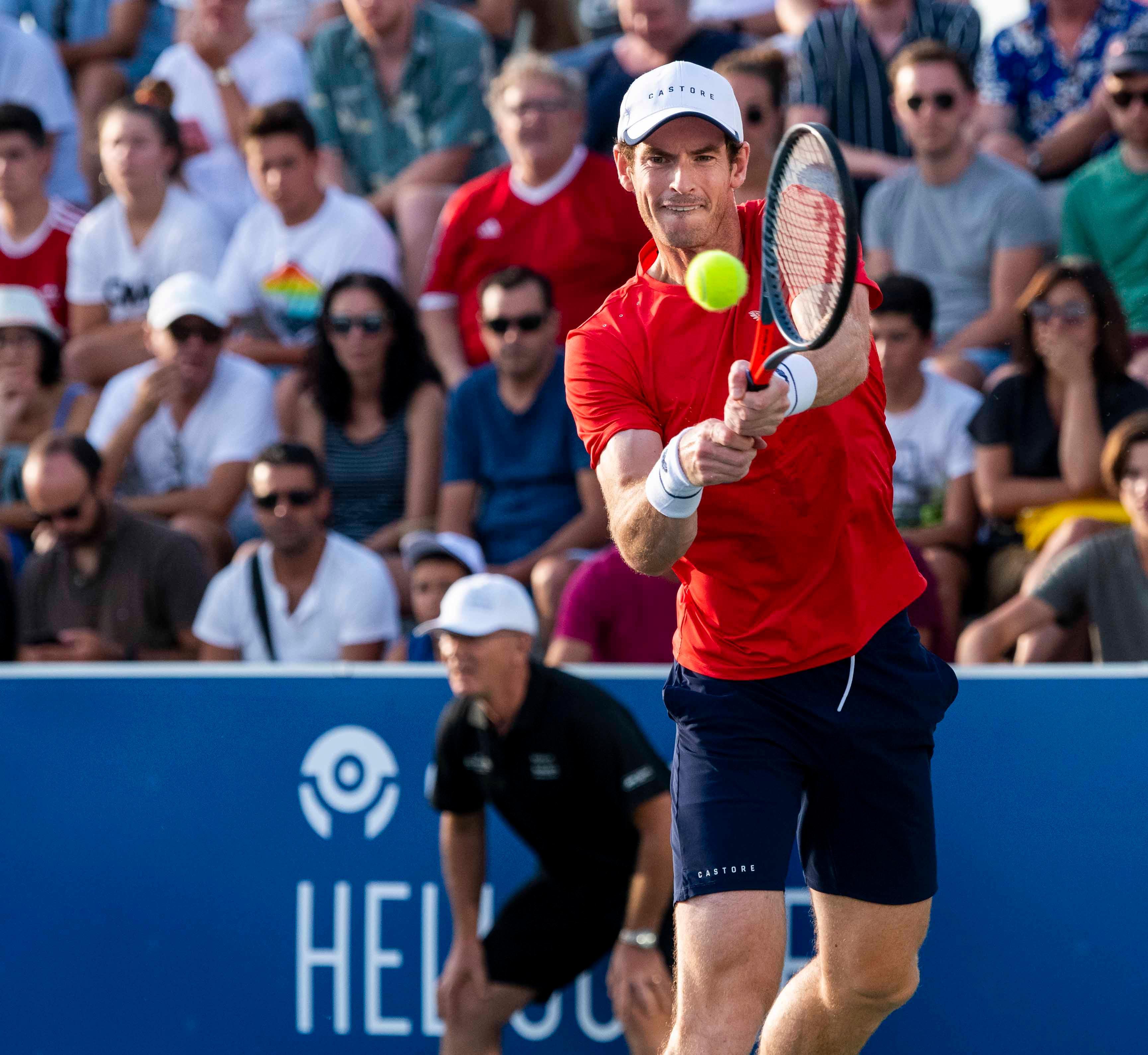 Martina Navratilova Assesses Andy Murray S Chances Of Reaching Top 10 Ranking Ubitennis