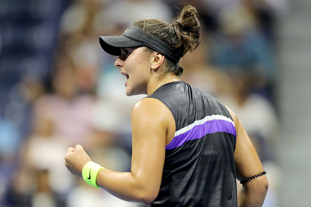 Bianca Andreescu: Yet To Lose To A Top 10 Player And Ready