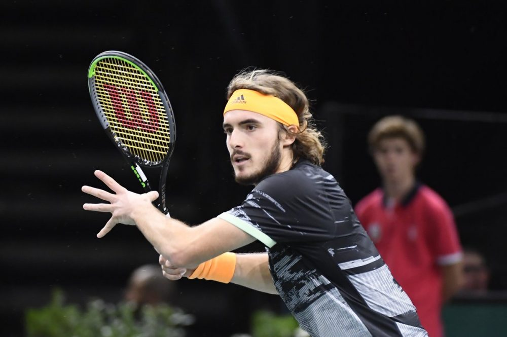 Stefanos Tsitsipas Opens Up I Wasn T Sure If I Was Good Enough Ubitennis
