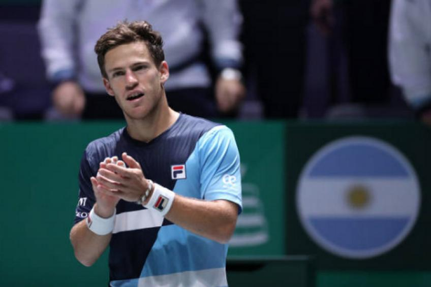 Diego Schwartzman On Playing The Big Three And Who He Believes Is The Best Ubitennis