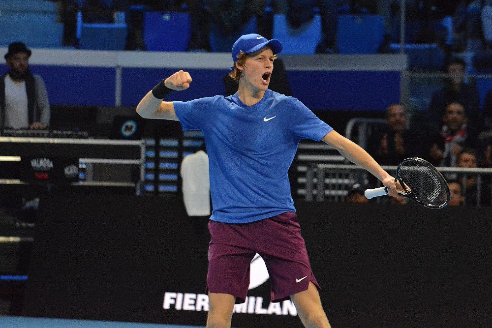 """Jannik Sinner: """"I wanted to give a present for my coach's birthday"""" -  UBITENNIS"""