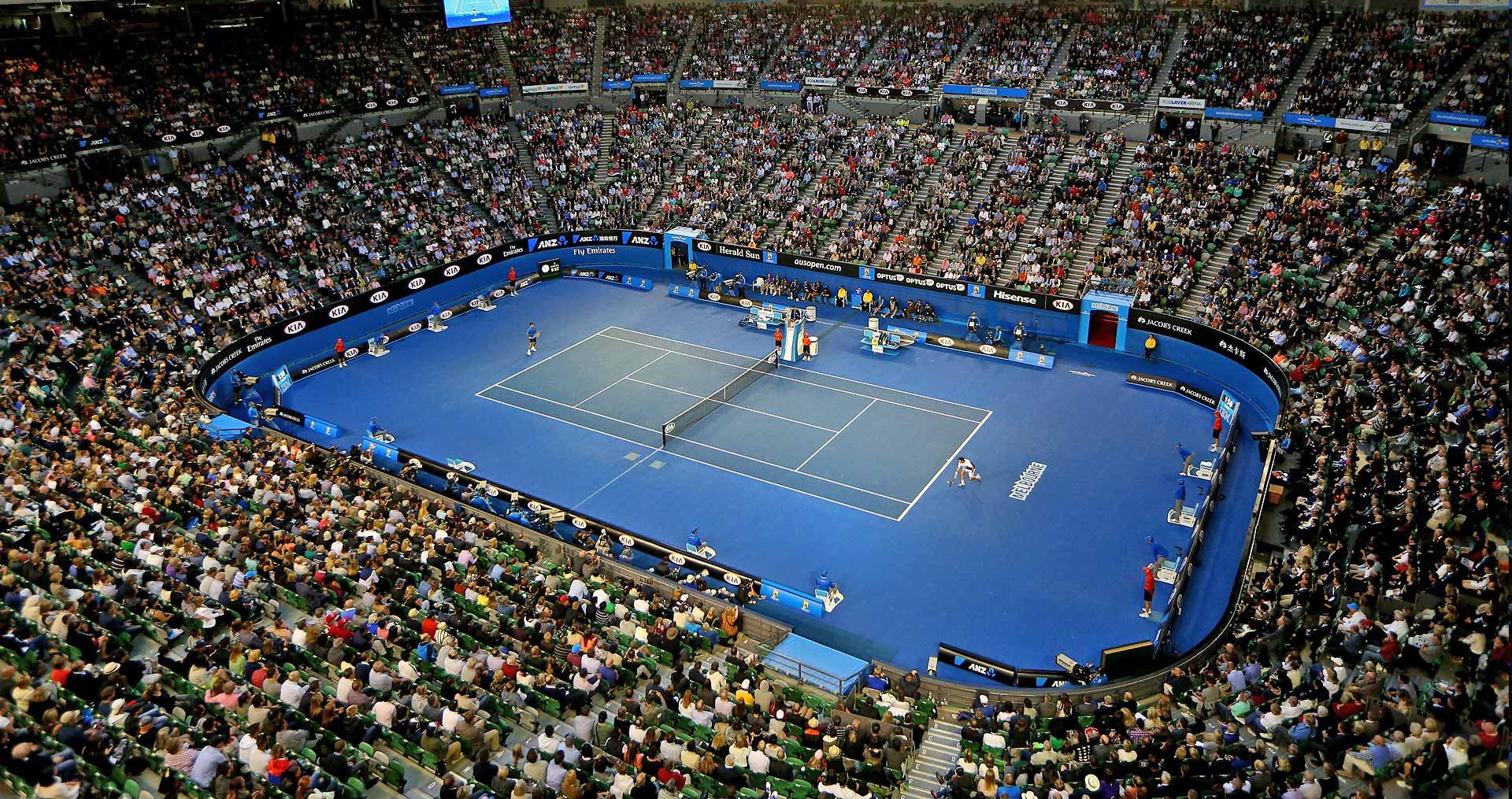 Entry List For The Australian Open Announced Ubitennis