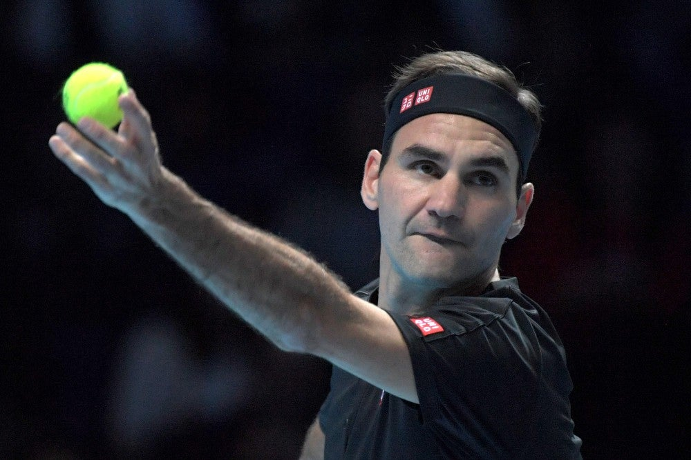 """Paolo Bertolucci: """"I really believe that Federer will continue in ..."""