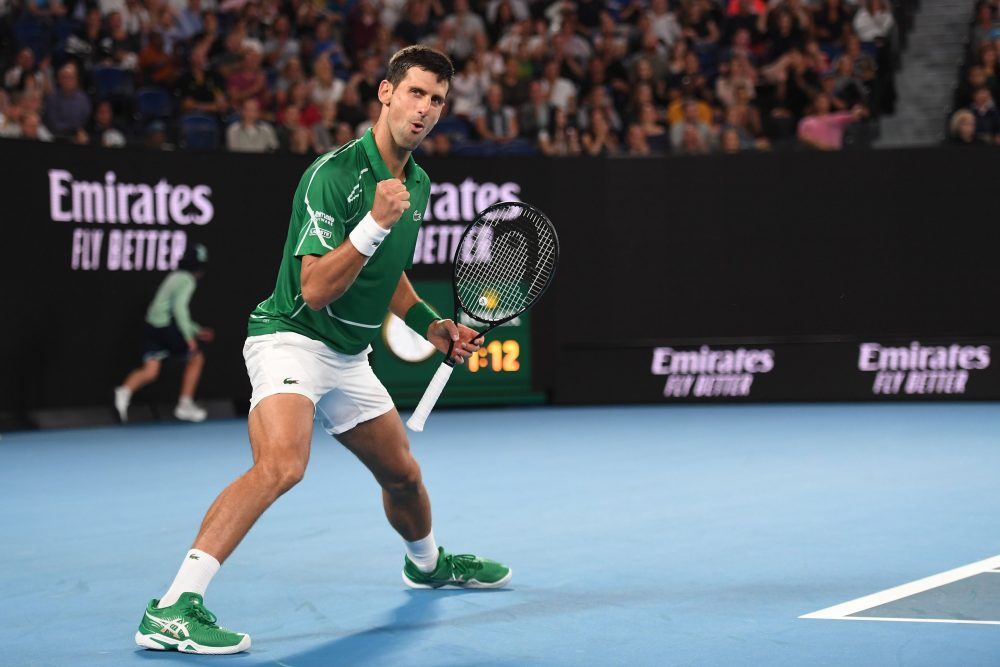 Novak Djokovic Opens Up About Popularity Battle With Federer And Nadal Ubitennis