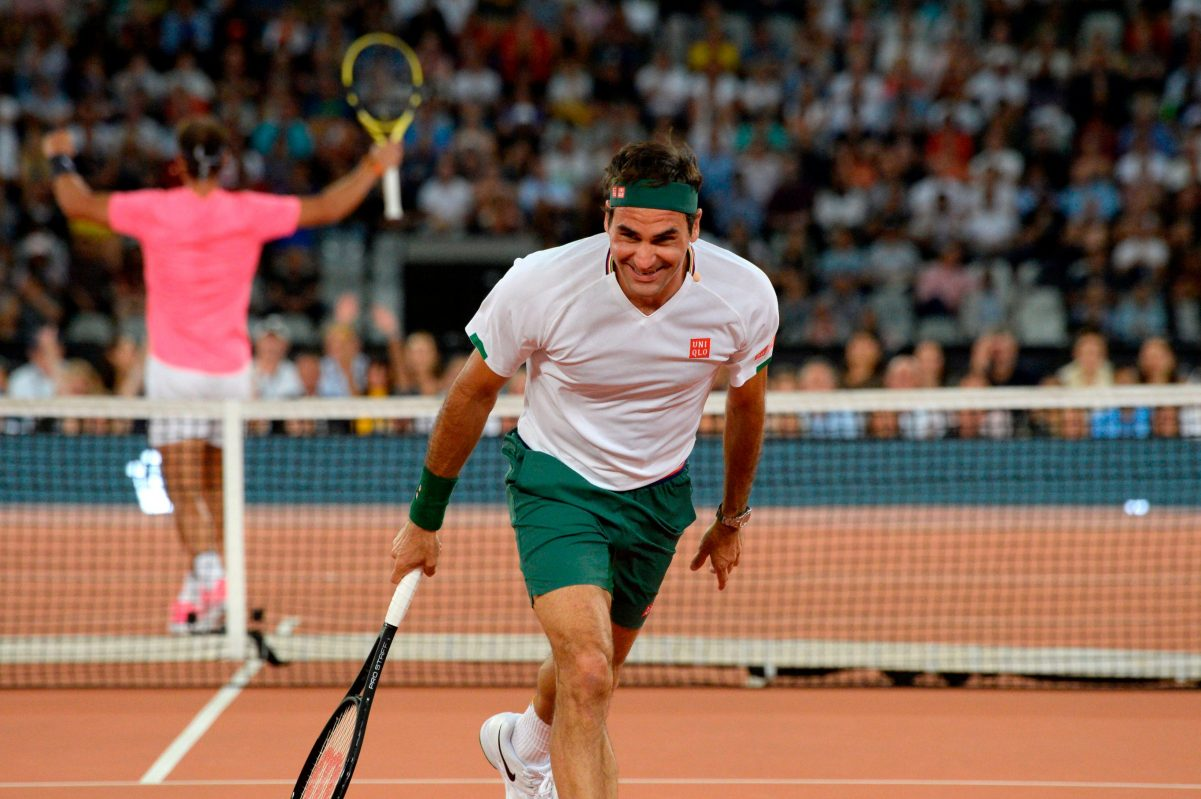 Roger Federer Beats Rafael Nadal In Record Breaking Match For