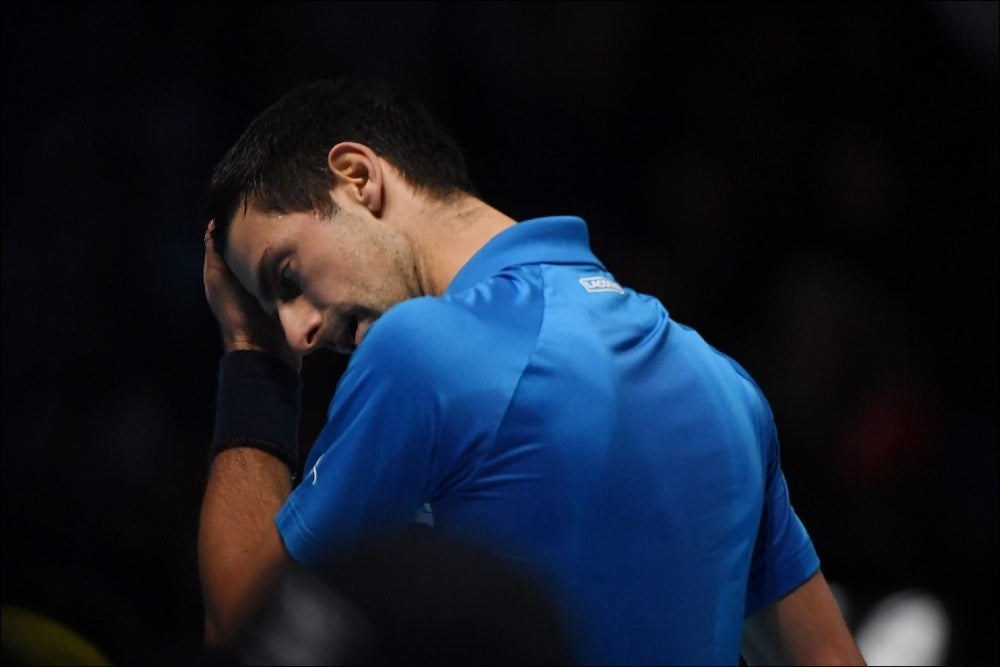 Novak Djokovic Reflects On The Match That Prompted Him To Consider Retirement Ubitennis