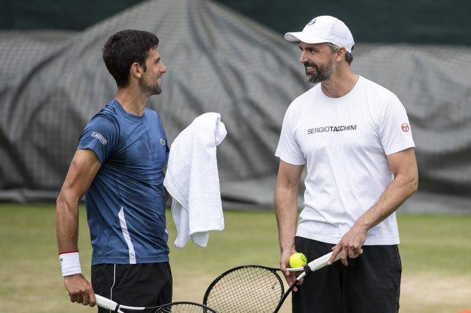 Goran Ivanisevic Slams Disqualification Rule In Aftermath Of Djokovic Incident Ubitennis